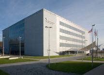 Офисное здание Hagibor (RFE/RL)