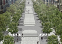 Revitalization of Wenceslas Square